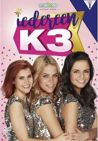 Cover K3 - Iedereen K3 Vol 1 [DVD]